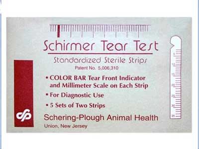 sirmerov test suza