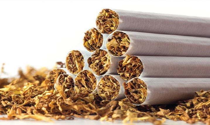 trovanje nikotinom
